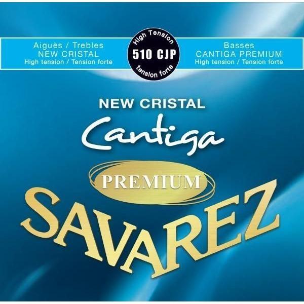 SAVAREZ 510CJP NEW CRISTAL CANTIGA PREM CUERDAS CL