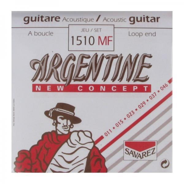 SAVAREZ  ARGENTINE 1510MF 11-46 JUEGO ACÚSTICA
