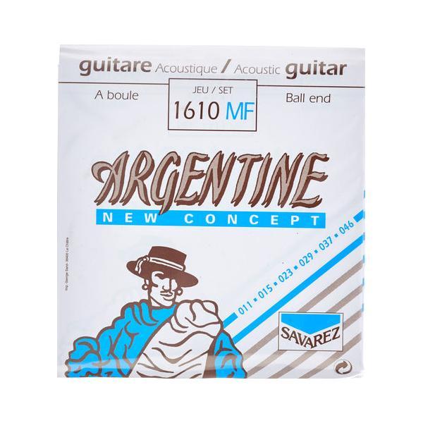 SAVAREZ ARGENTINE 1610MF CUERDAS ACÚSTICA 11-46
