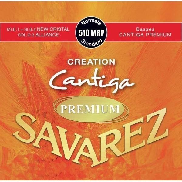 SAVAREZ 510MRP CREATION CANTIGA PREMIUM CUERDAS CL
