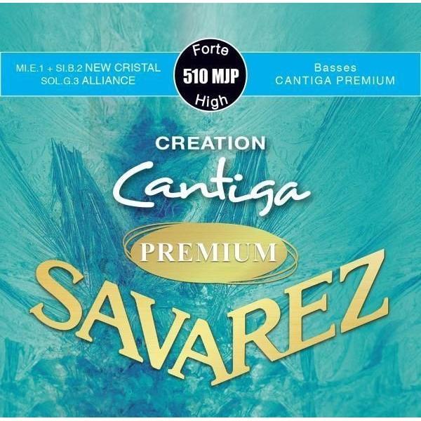 SAVAREZ 510MJP CREATION CANTIGA PREMIUM CUERDAS CL