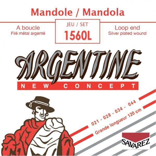 SAVAREZ ARGENTINE 1560L CUERDAS MANDOLINA
