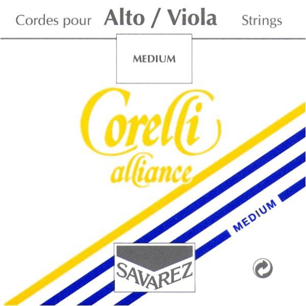 Cuerda 3ª Corelli Viola Alliance 833-M