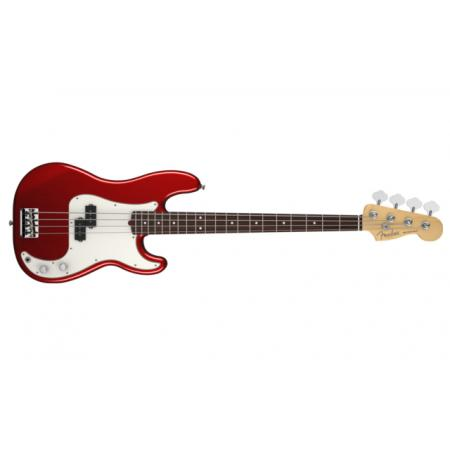 Fender American Standard Precision Bass, Rosewood Fingerboard, Mystic