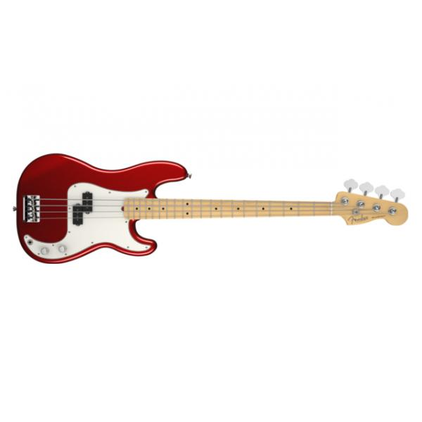 American Standard Precision Bass®, Maple Fingerboard, Mystic Red