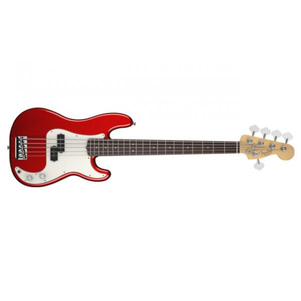 American Standard Precision Bass® V (Five String), Rosewood Fing
