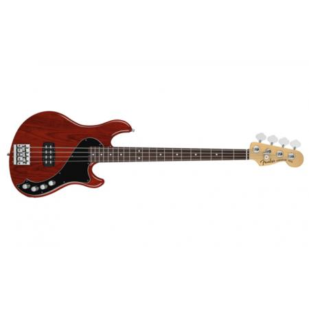 American Deluxe Dimension™ Bass IV, Rosewood Fingerboard, Cayenn