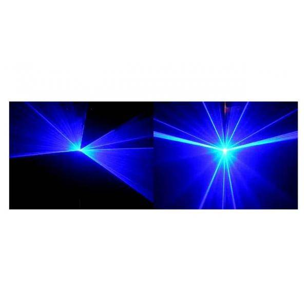 Stage Laser Pure Blue Big Dipper B500