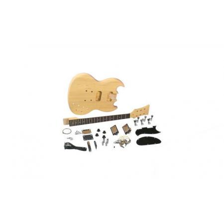Set Construcción Guitarra Saga SG-10
