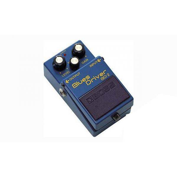 Pedal Guitarra Blues Driver Boss BD-2