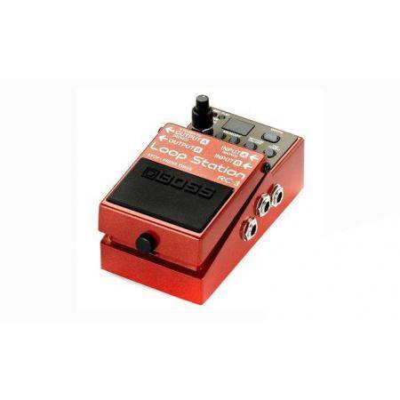 Pedal Loop Station Guitarra Boss RC-3