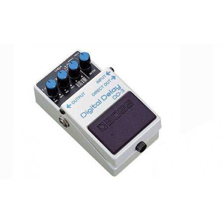 Pedal Delay Guitarra Boss DD-3