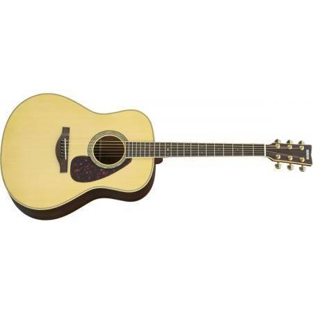 Gitarra Acústica Yamaha Natural LL6ARE-NT