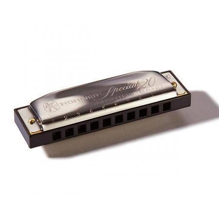 ARMÓNICA HOHNER SPECIAL 20V 560/20C