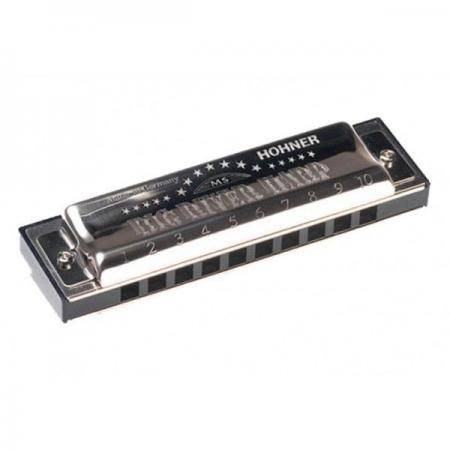 Hohner Big River Harp 590/20 CX Armónica