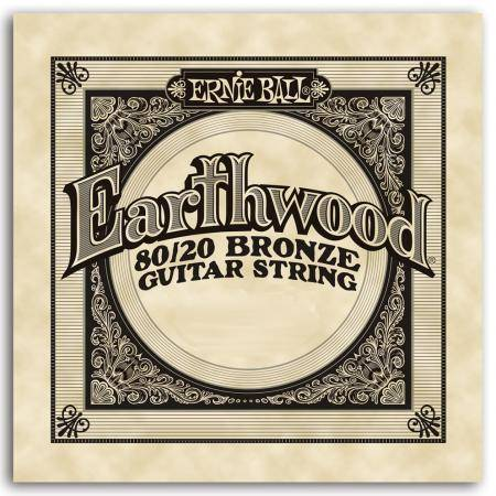 CUERDA ACUSTICA ERNIE BALL EARTHWOOD BRONCE 030