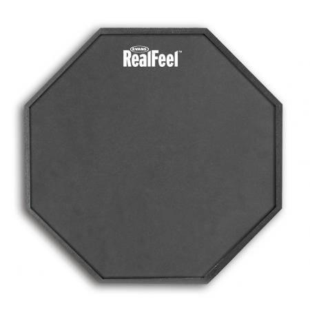 """EVANS RF12G PAD PRACTICAS REAL FEEL12"""" HQ"""