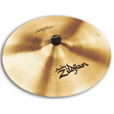 "CRASH 18"" A ZILDJIAN MEDIUM THIN"