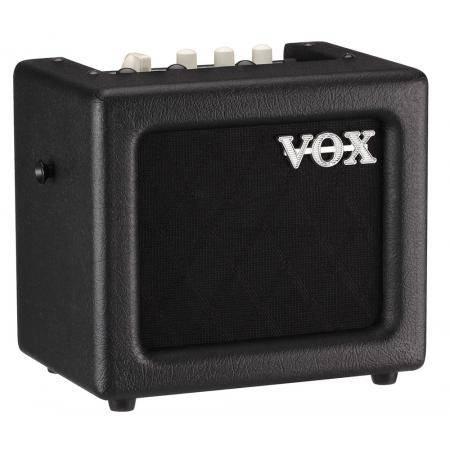 Amplif Guit Vox Mini 3 G2-bk
