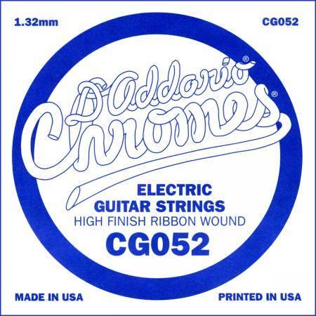 Cuerda Guit Elec D'addario Jazz Cg-052