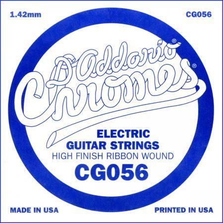 Cuerda Guit Elec D'addario Jazz Cg-056