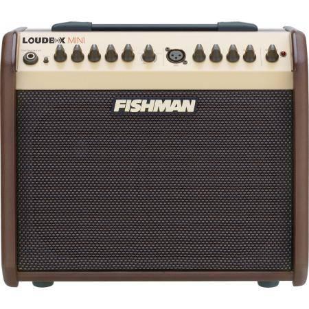 Amplif Guit Acustica Fishman Loud Box Mini