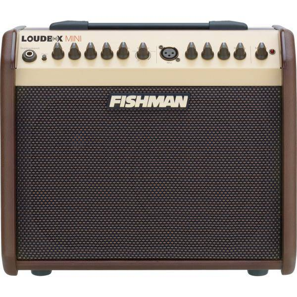 Amplif Guit Acustica Fishman Loud Box Mini