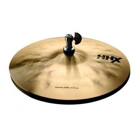 Plato Sabian HHX Groove Hat 15'