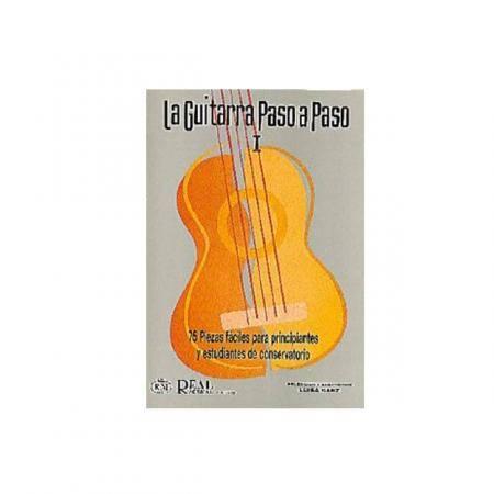 La Guitarra Paso A Paso Luisa Sanz