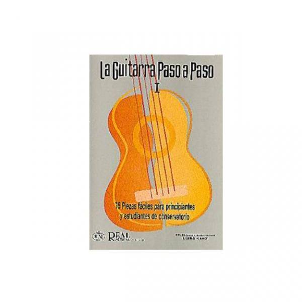 METODO. LA GUITARRA PASO A PASO LUISA SANZ. PILES