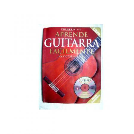 Aprende Guitarra Fácilmente + CD Vistor Barba