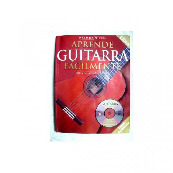 APRENDE GUITARRA FACILMENTE + CDVISTOR BARBA  PILES