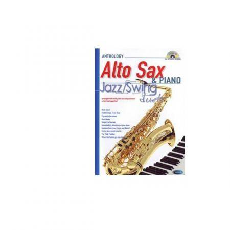 ANTHOLOGY ALTO SAX VOL. 1 + CD ALL TIME ME FAVORITE