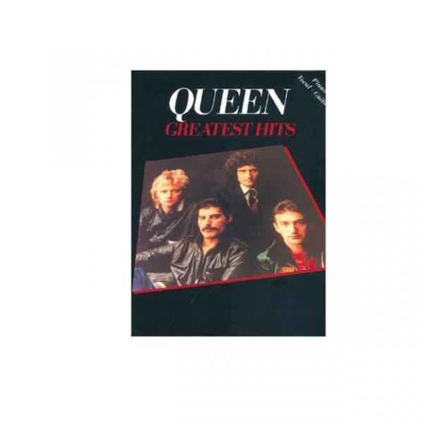 QUEEN GREATEST HITS PVG. QUEEN. PILES