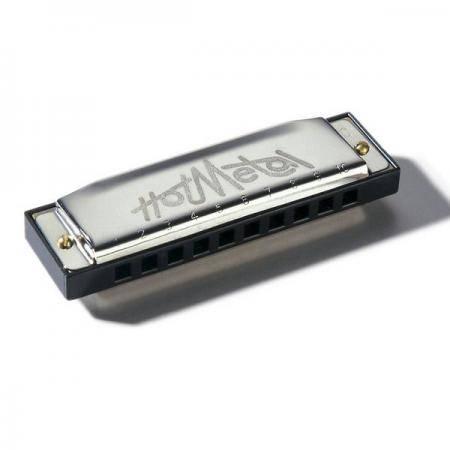 Armónica Hohner Hot Metal 572 20(G)