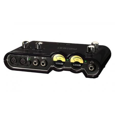Line 6 Interfaz de audio USB POD STUDIO UX2