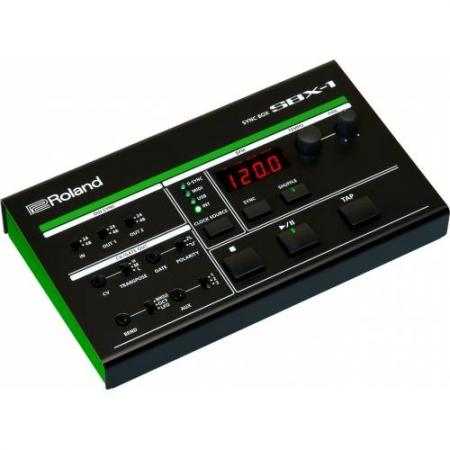 Interface Audio Dj Roland SBX-1