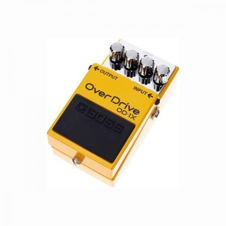 Pedal Guitarra Overdrive Boss OD-1X