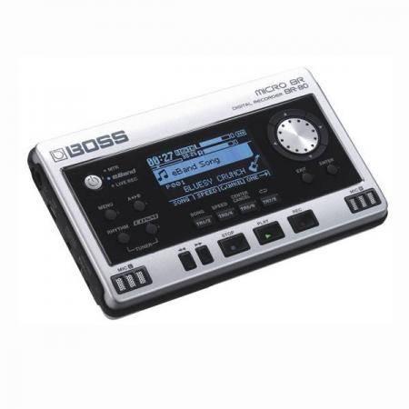 Grabadora Digital Boss BR-80