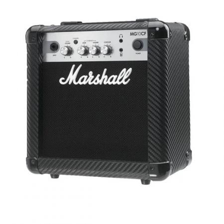 AMPLIFICADOR GUITARRA MARSHALL COMBO MG SERIES 10W 1X6.5""