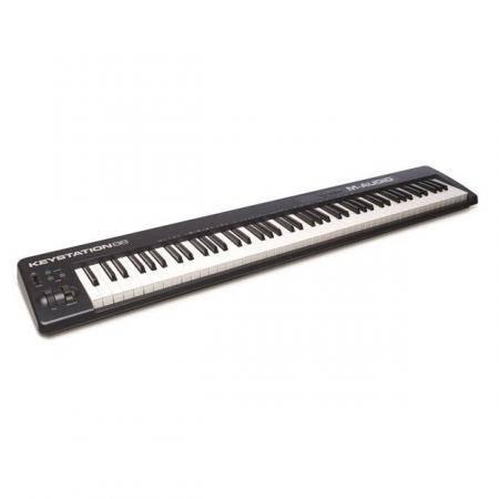 M-AUDIO KEYSTATION 88II Teclado Controlador USB/MIDI 88 Teclas