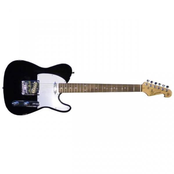 Guitarra Eléctrica SX ED2 BK