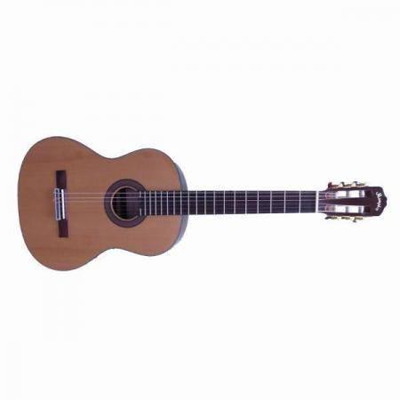 Guitarra Clásica Natural Memphis 966NR