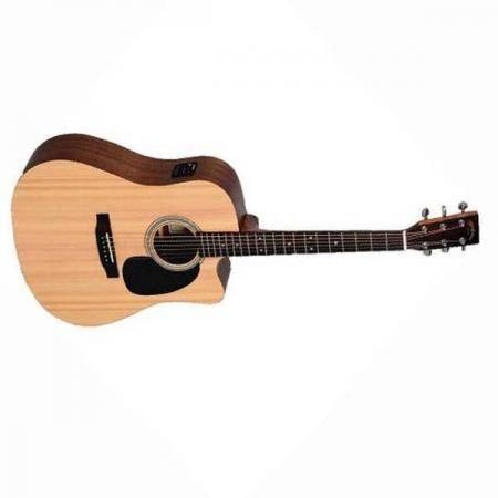 Guitarra electroacústica Sigma DMC-STE