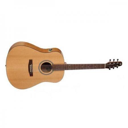 Seagull S6 Original SLIM QI Guitarra Electroacústica