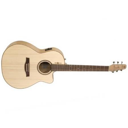 Seagull Natural Elements Amber Trail CW Folk Guitarra Electroacústica