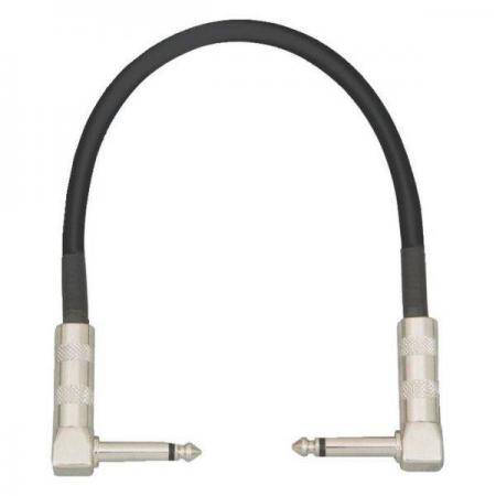 "Cable On Stage J/J Pedales PC312B 12"" 30 cm Negro"