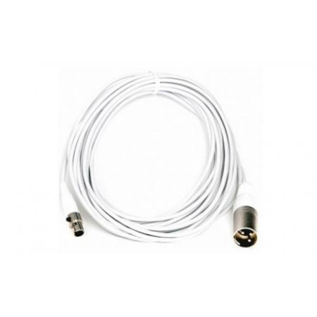 Cable de micrófono Audix CBL-M25W BLANCO