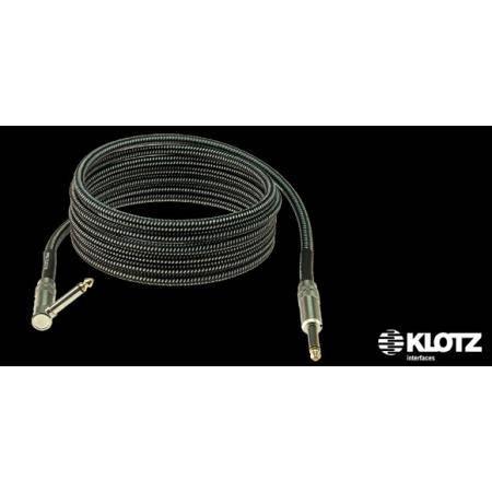 VINA300 Basic Vintage 59 3,00 mt jack recto/acodado Klotz cables