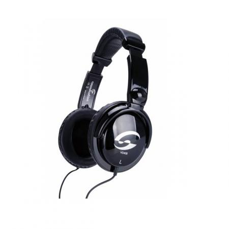 Auriculares SOUNDSATION Negro HD40B